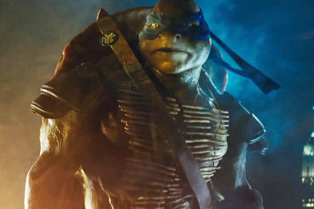 Four turtles are given mutant powers to fight the evil Shredder in 'Teenage Mutant Ninja Turtles'.