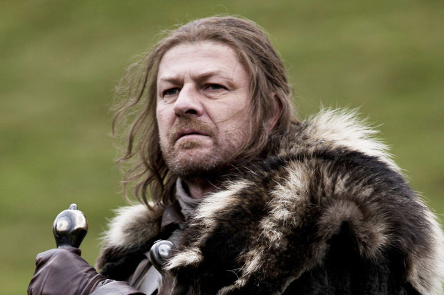 Ed Stark, Game of Thrones