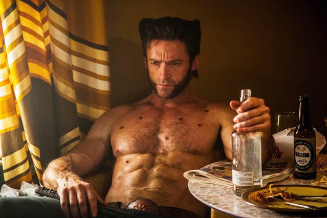 Hugh Jackman, X-Men Days of Future Past