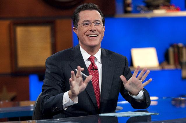 Stephen Colbert, The Colbert Report
