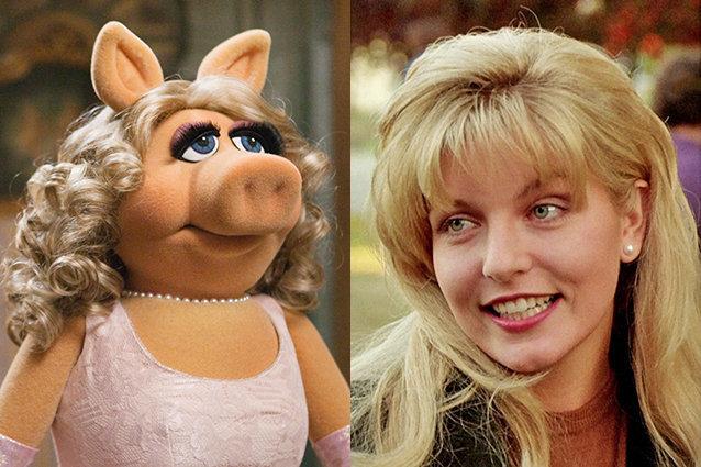 Miss Piggy, Laura Palmer