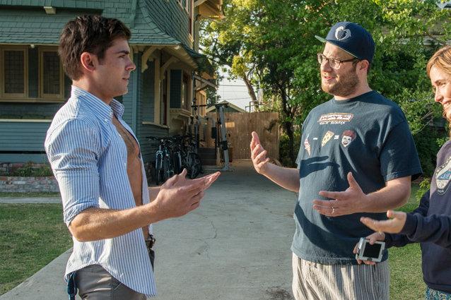Neighbors, Zac Efron and Seth Rogen