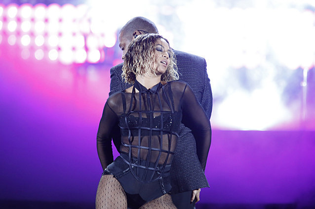 Beyonce, Grammy Performance