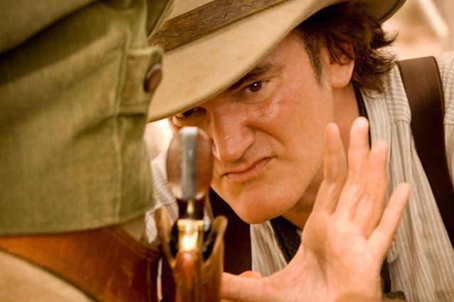 Quentin Tarantino, Django Unchained