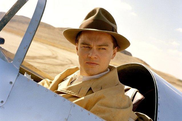 Leonardo Dicaprio, The Aviator