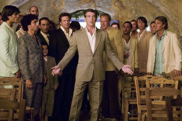 Pierce Brosnan, Mamma Mia!