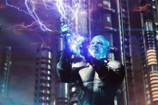 THE AMAZING SPIDER-MAN 2, Jamie Foxx