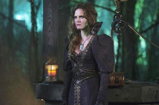 Rebecca Mader, Once Upon a Time