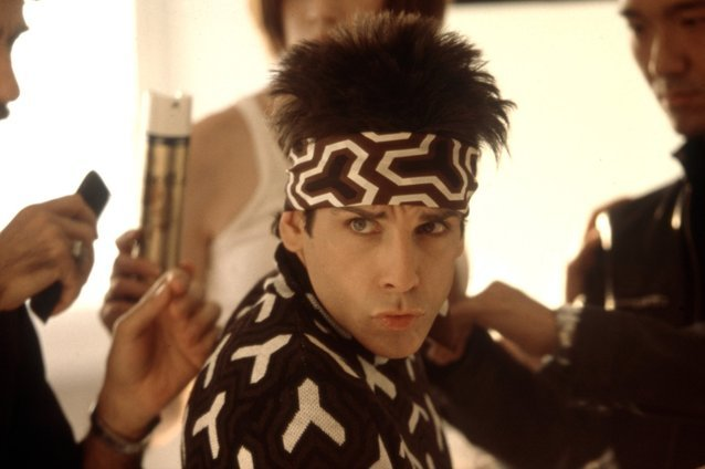 ZOOLANDER, Ben Stiller, 2001. ? Paramount Pictures/ Courtesy: Everett ...