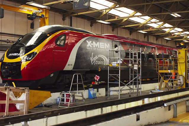Virgin Trains is one of the UK's main train operators offering standard and first class tickets. It operates two separate lines: the West Coast and East Coast to destinations throughout the UK including London, Edinburgh, Glasgow, Manchester, and Birmingham.