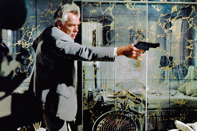 Point Blank, Lee Marvin