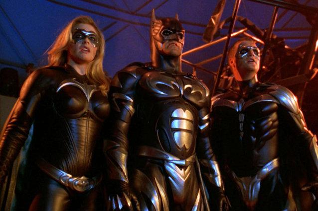 Batman and Robin 1997, George Clooney