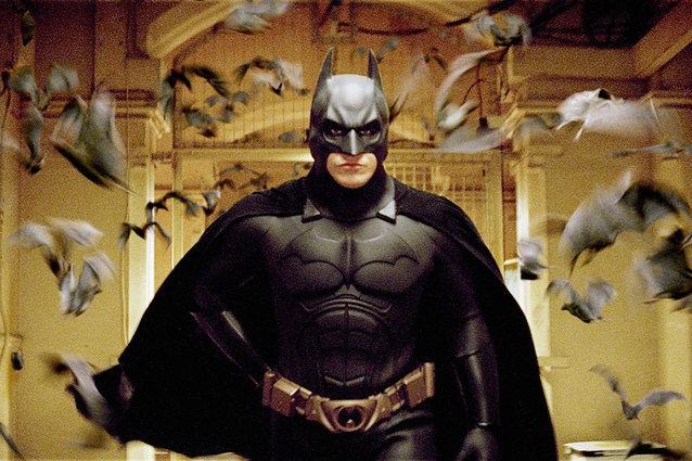 Batman Begins 2005, Christian Bale