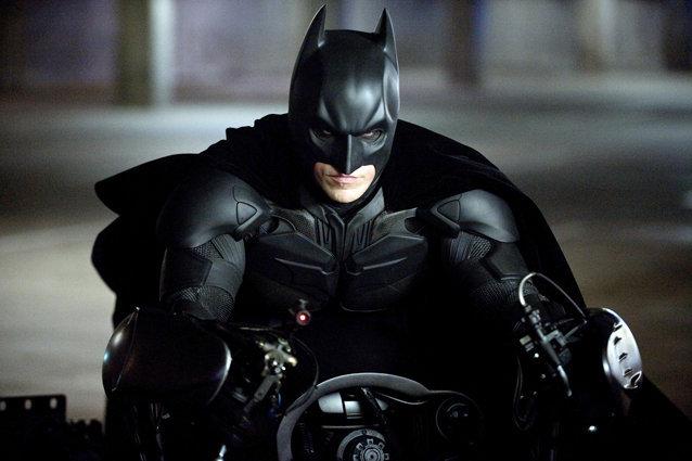 The Dark Knight Rises 2012, Christian Bale