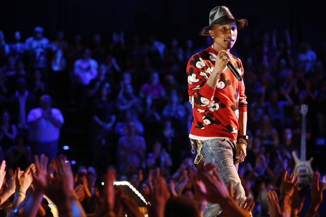 Pharrell Williams, The Voice