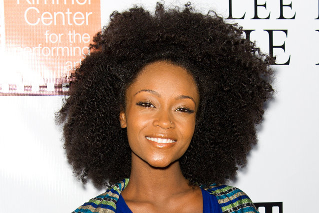 Yaya Dacosta Cast As Whitney Houston In Planned Tv Movie