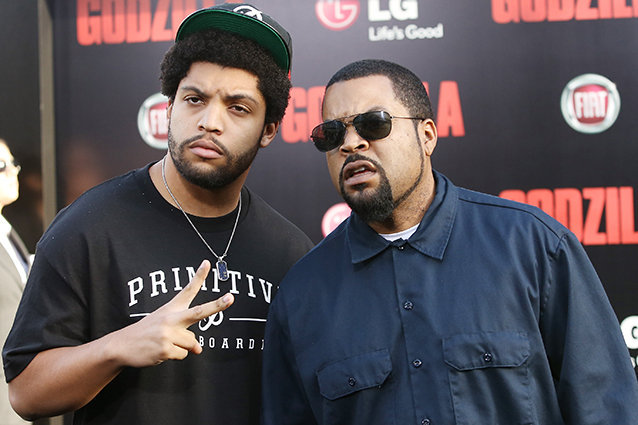 O'shea Jackson Jr, and Ice Cube