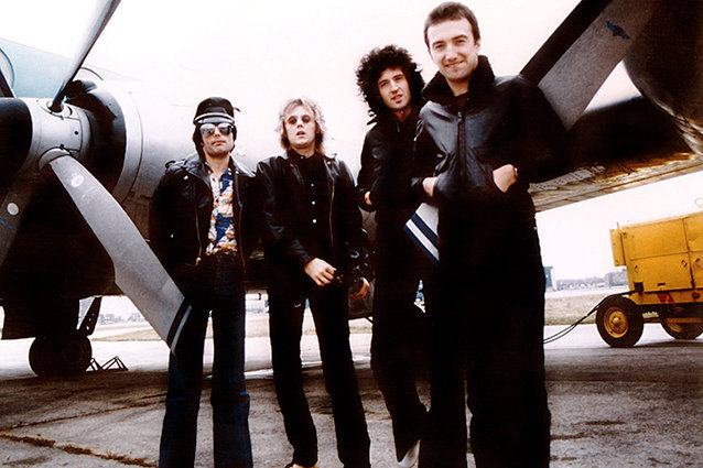 Lost Queen Live Album and Film Set for Release After 40 Years