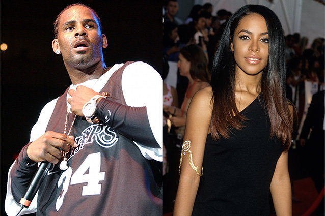 R Kelly And Aaliyah Marriage Certificate Aaliyah R Kelly Marria...