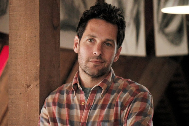 Paul Rudd, Admission