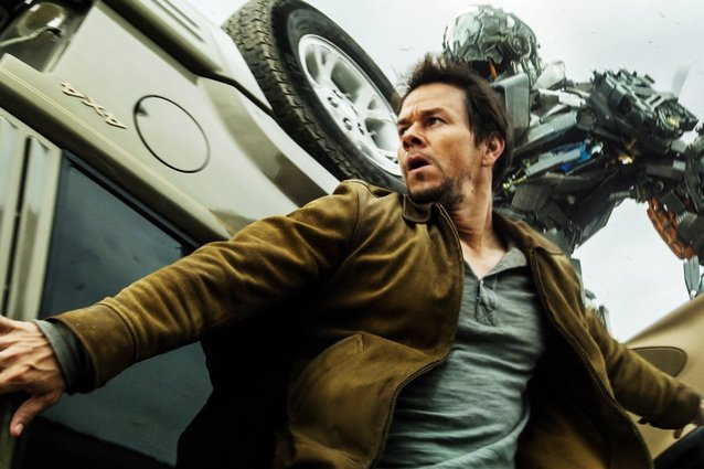 Transformers: Age of Extinction, Mark Wahlberg