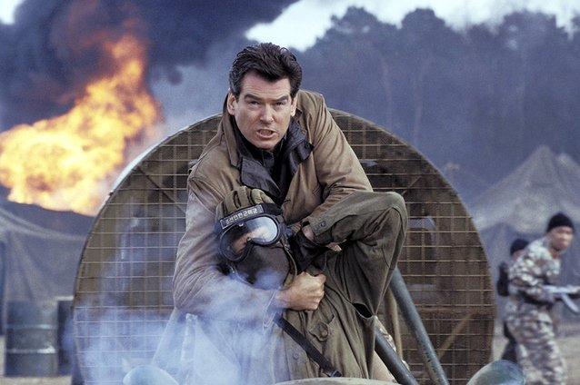 Pierce Brosnan, Die Another Day
