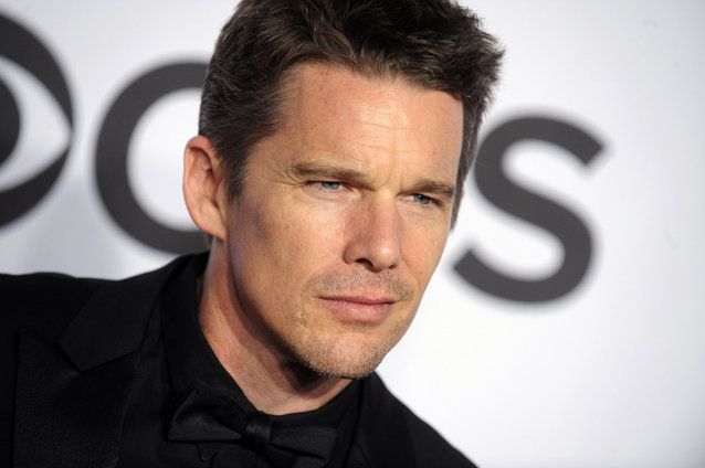 Ethan Hawke and Patric...