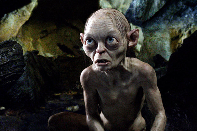 Andy Serkis, The Hobbit: An Unexpected Journey