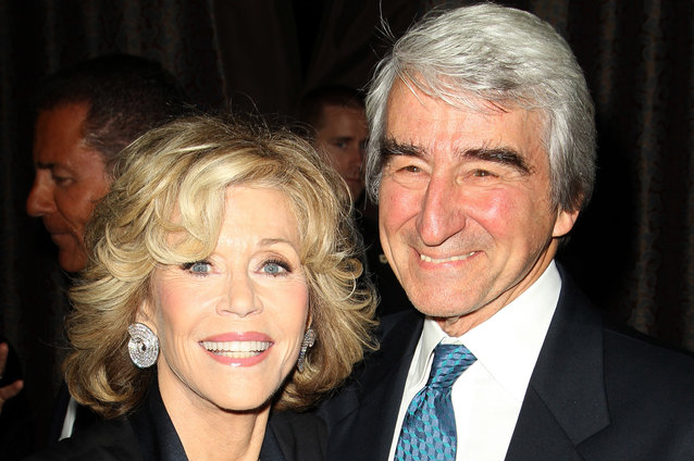 Sam Waterston, Jane Fonda
