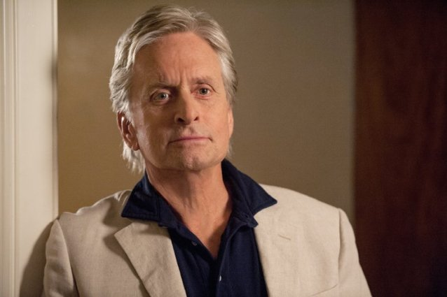 Michael Douglas, And So It Goes