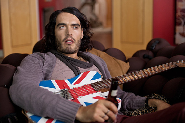 Russell Brand, Get Him to the Greek