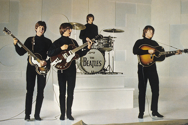 The Best Uses of Beatles Songs in Movies and TV