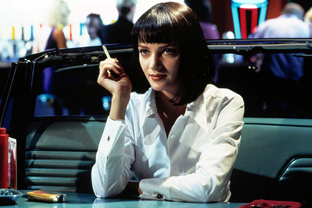 Pulp Fiction, Uma Thurman