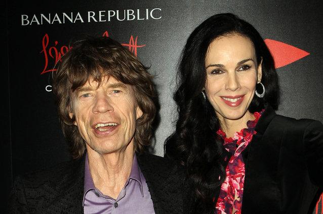 Mick Jagger, L'Wren Scott