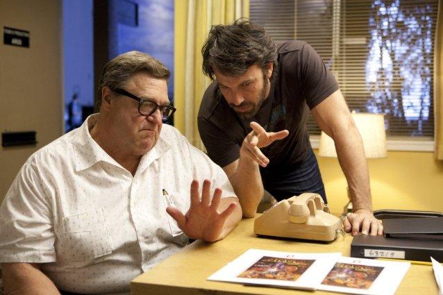Argo, John Goodman, Ben Affleck