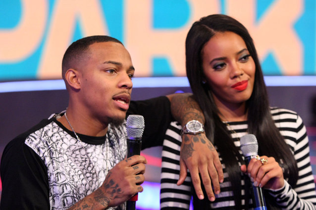 Shad Moss Sisters Shad Moss And ex Angela