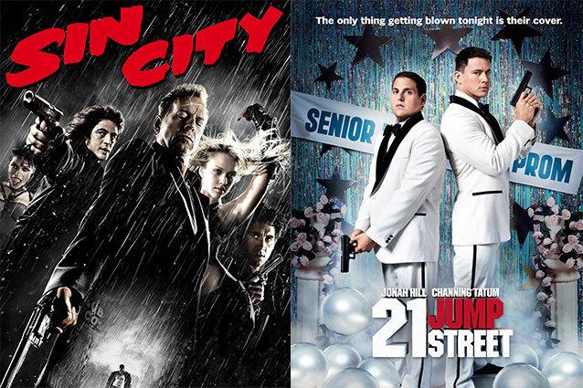 Sin City, 21 Jump Street