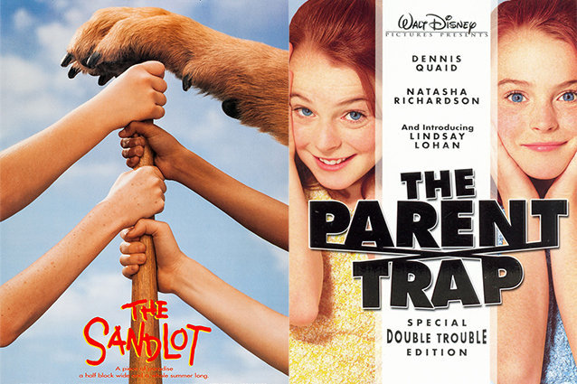 The Sandlot, The Parent Trap