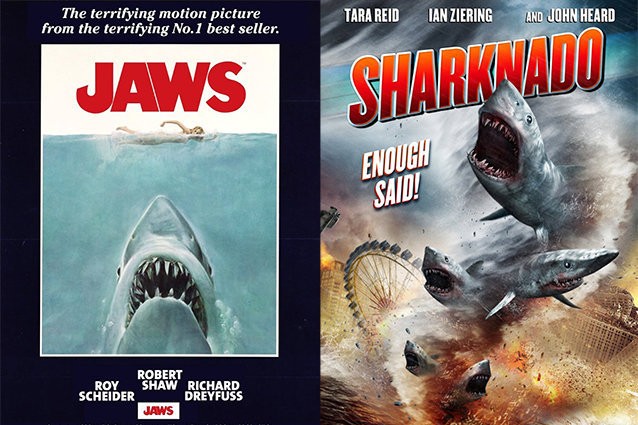 Jaws, Sharknado