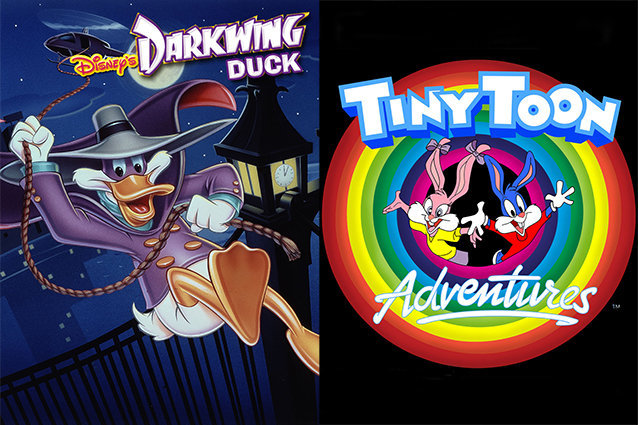 Darkwing Duck, Tiny Toon Adventures