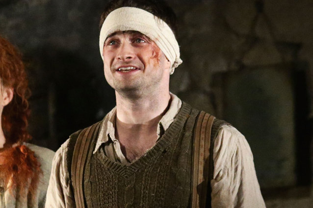 The Cripple of Inishmaan, Daniel Radcliffe
