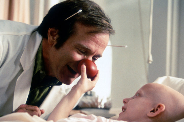 Robin Williams, Patch Adams