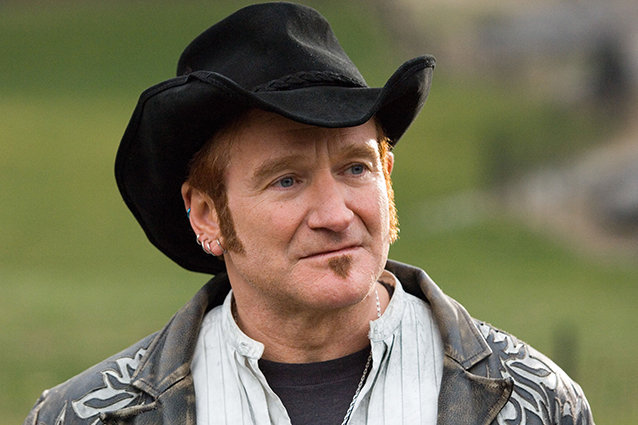 August Rush, Robin Williams