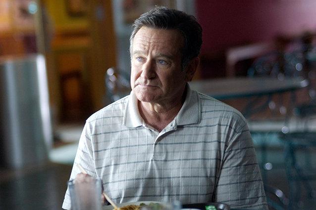 Robin Williams, World's Greatest Dad