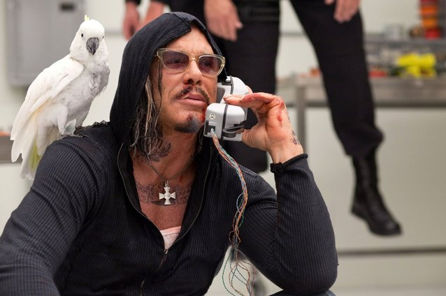 Mickey Rourke, Iron Man 2