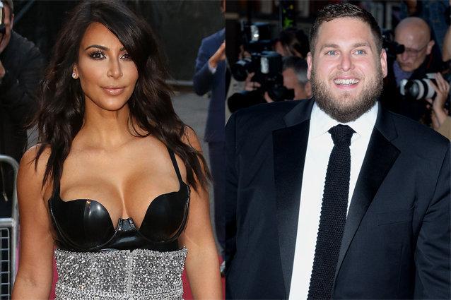 Kim Kardashian West, Jonah Hill