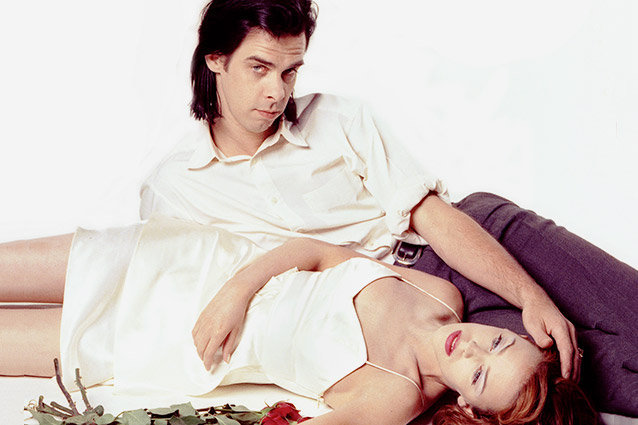 Image result for nick cave kylie minogue