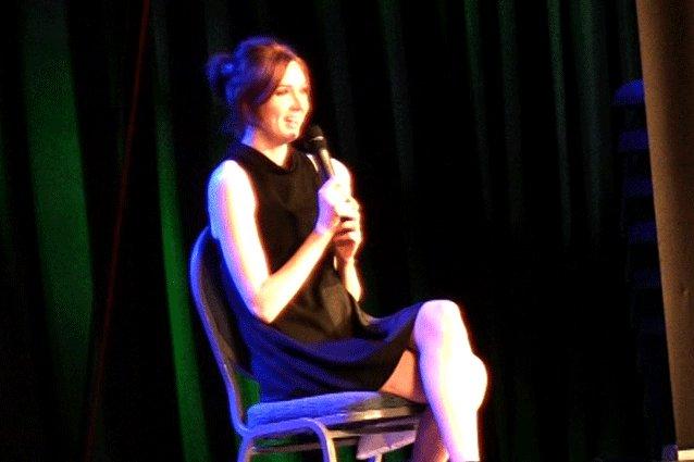 Karen Gillan Q&A Magic City Comic Con