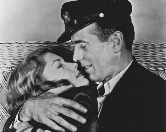 Lauren Bacall and Humphrey Bogart in Warner Bros. Pictures' 'To Have and To Have Not'