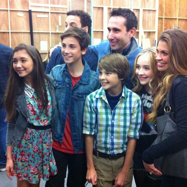 Teo Halm cut from Girl Meets World